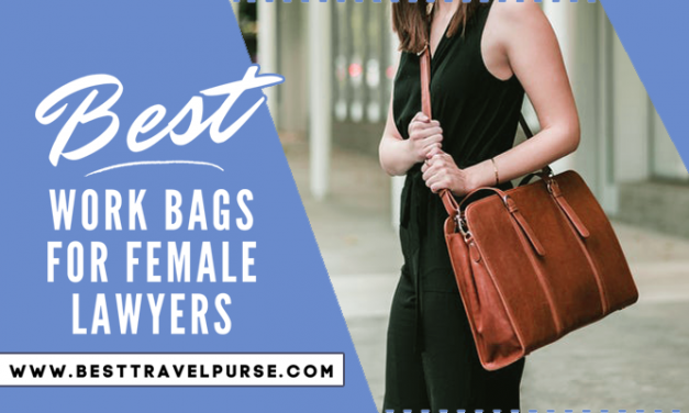 Top 15 best Work Bags For Female Lawyers Review & Buying Guide