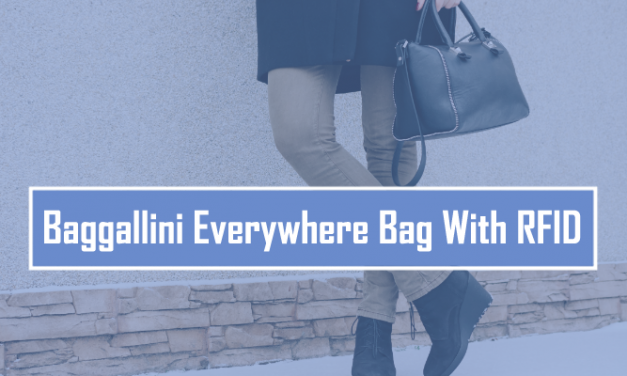 Baggallini Everywhere Bag With RFID Technology Full Review