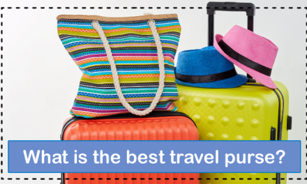What is the best travel purse?