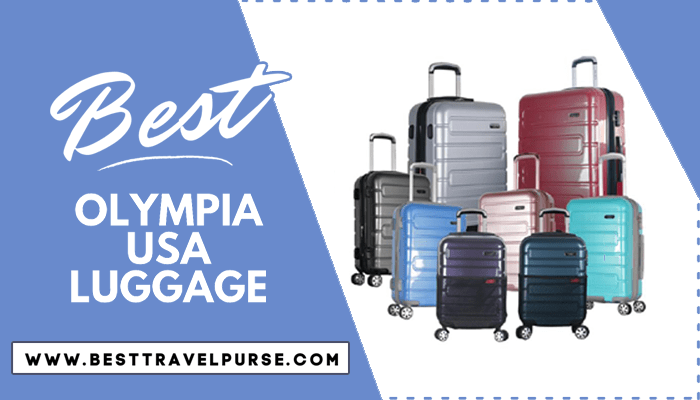 Olympia usa Luggage Review and buying guide