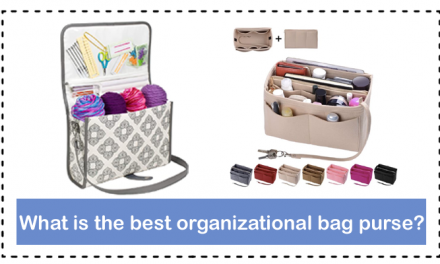 What is the good organizational bag?