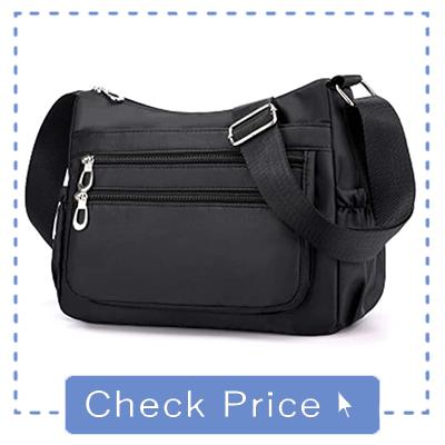 Notag Crossbody Bag For Women Waterproof Shoulder Bag