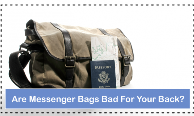 Are Messenger Bags Bad For Your Back? – Find The Right Way