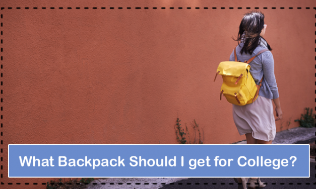 What Backpack Should I get for College?